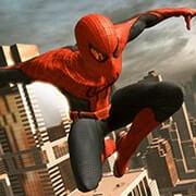 Spiderman\'s Power Strike