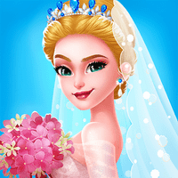 Wedding Salon: Dress Up & Makeover